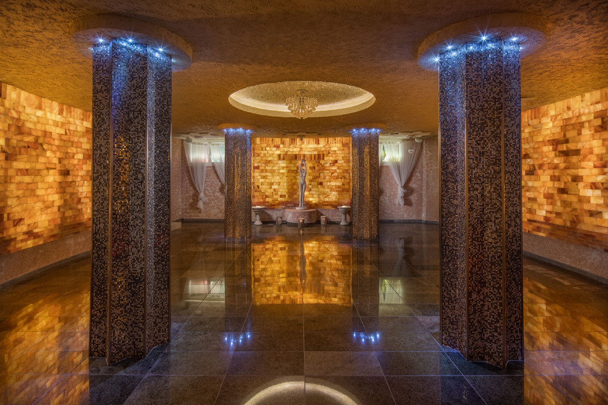 Crystal Medical Center - Kristály Imperial Hotel **** -Tata